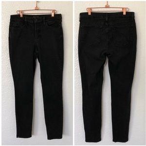 NYDJ | Black Lift Tuck Skinny Legging Jeans